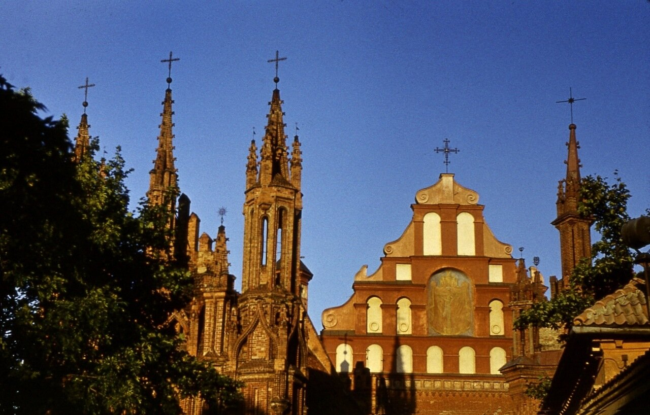4. Католический  ансамбль