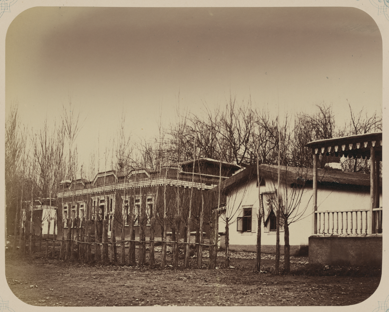 Дачи в окрестностях Ташкента