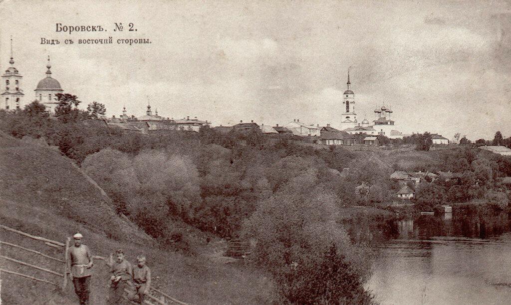 Вид с восточной стороны