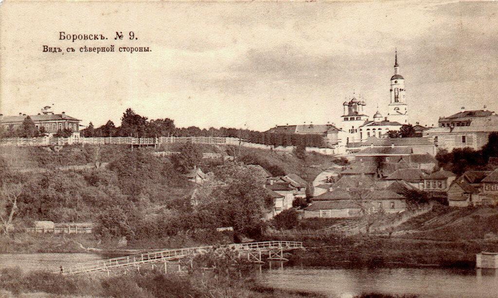 Вид с северной стороны