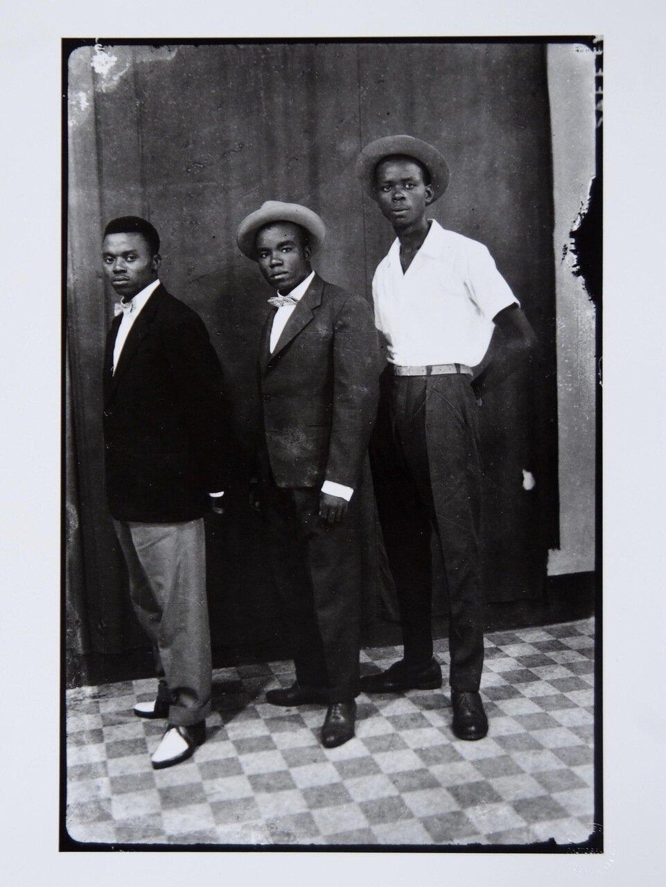 1970. Трое мужчин