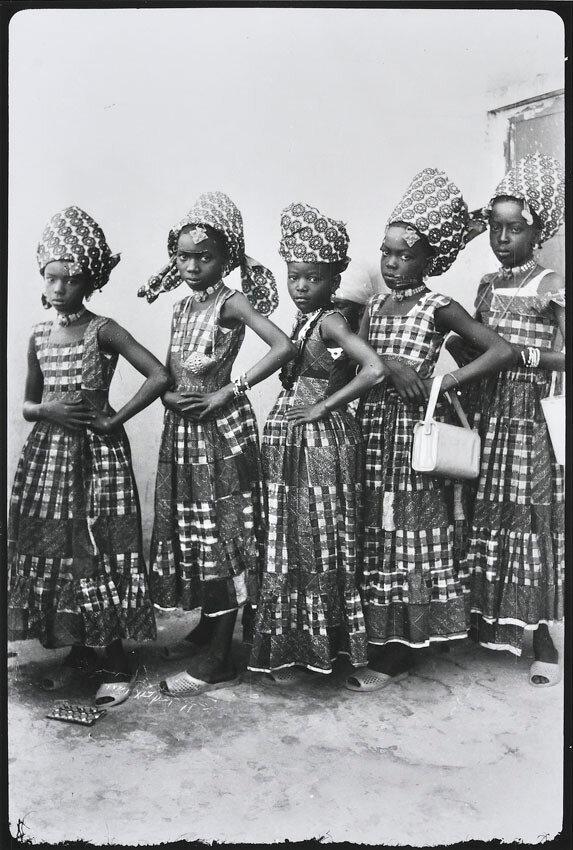 1970. Девчата Киншасы