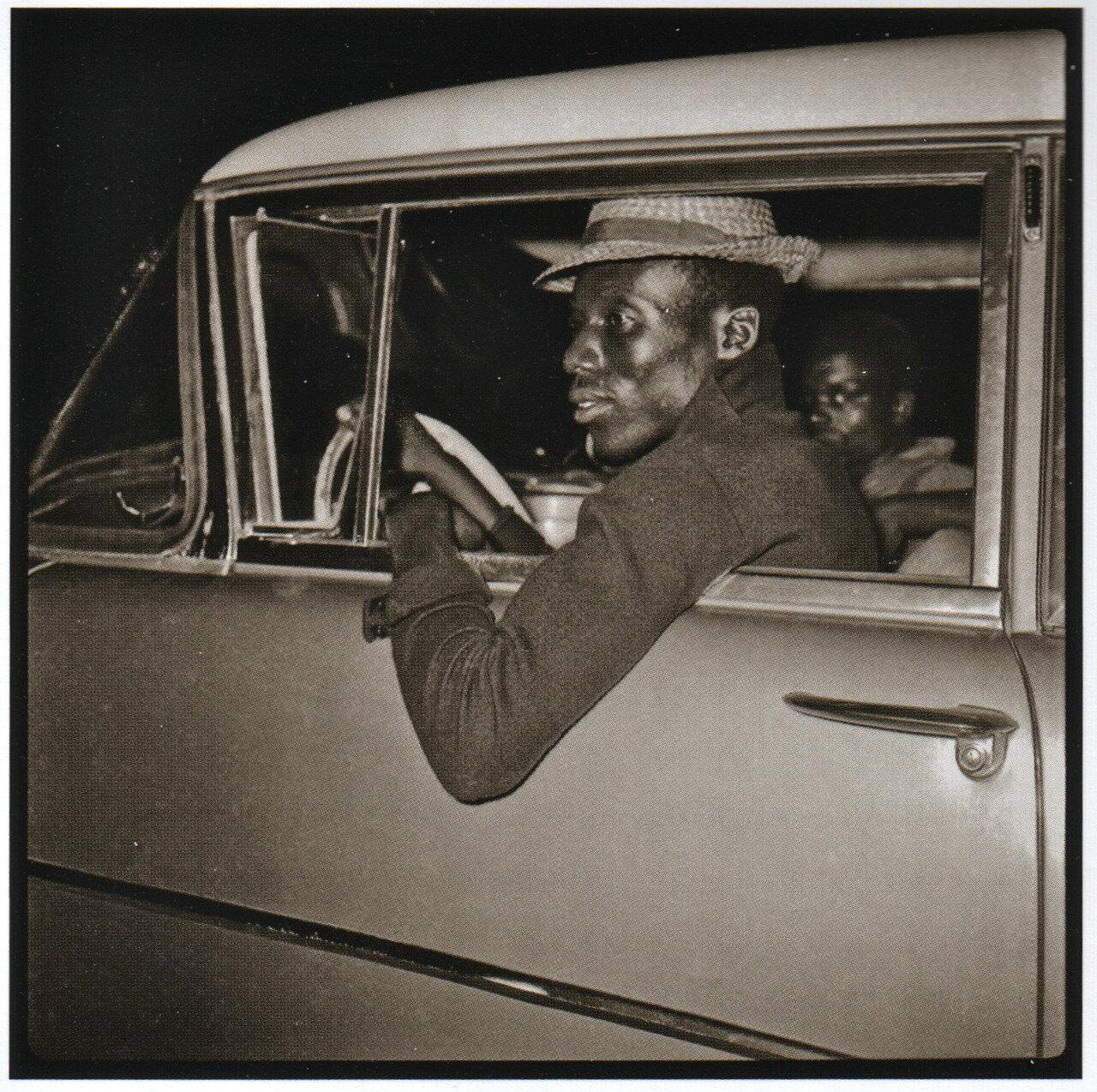 Такси в Киншасе