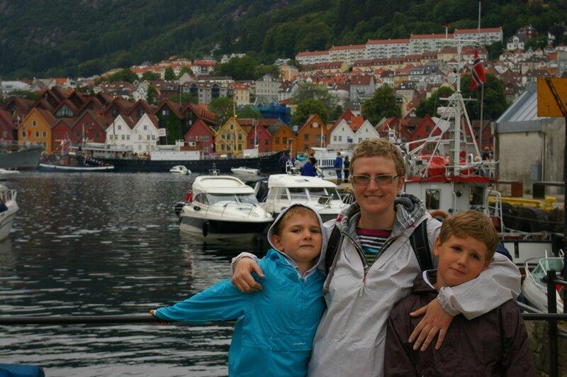 Тарасова Ольга, Норвегия, Берген