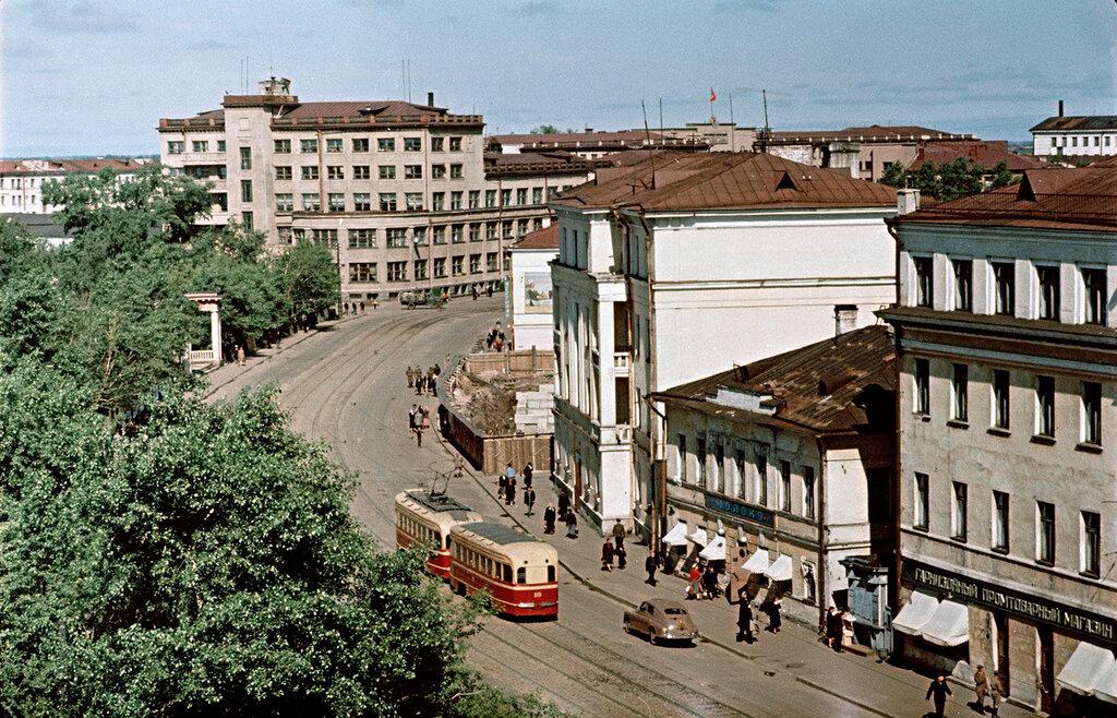 Gorod Arkhangelsk, ulitsa Vinogradova.jpg
