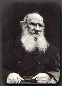 Лев Толстой в селе Крёкшино