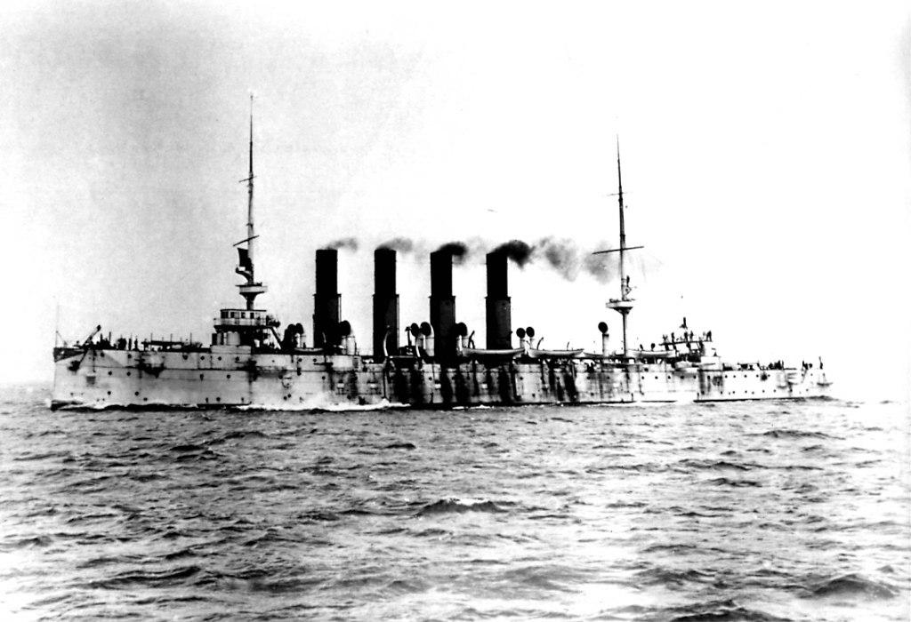 Легендарный крейсер