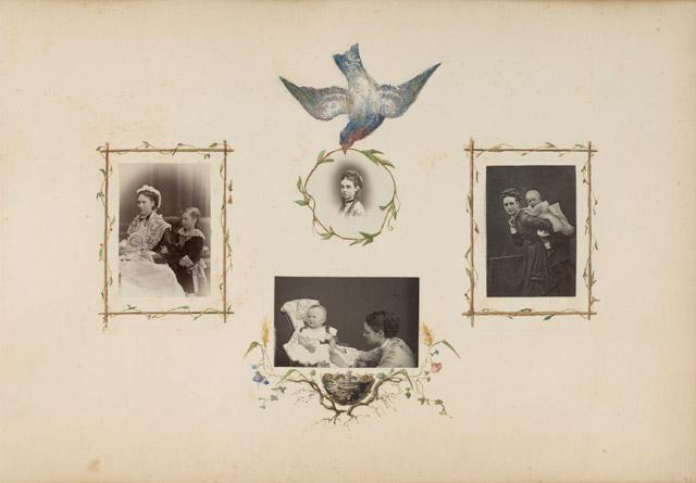 Искусство составления фотоальбомов