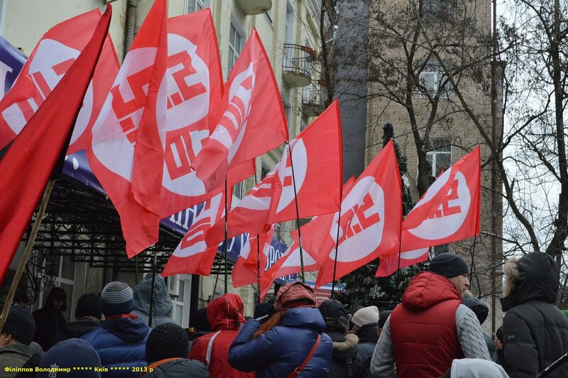 Митинг Балашова 7 декабрь 2013 года.