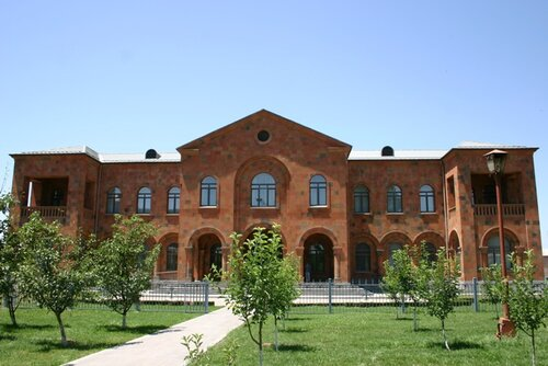 резиденция Католикоса