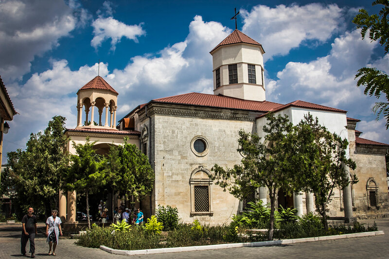 Армянская церковь Сурб Никогайос в Евпатории