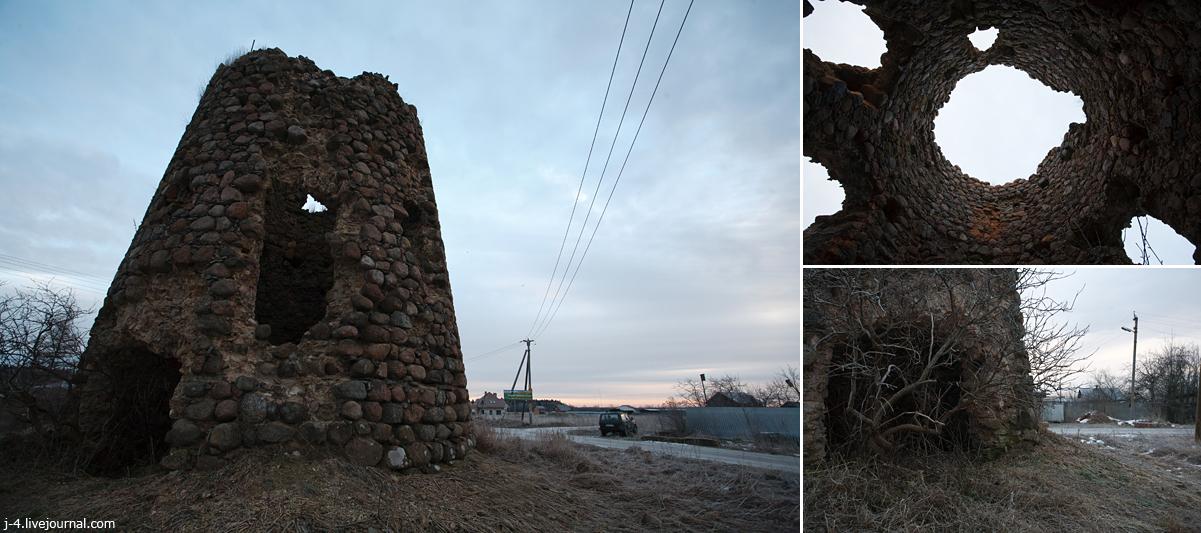 фотопутешествия, фототуризм, фото, Волковицы, башня, мельница