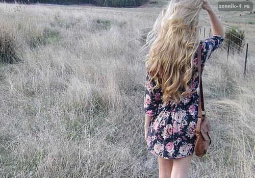 картинки с девушками блондинками на аву