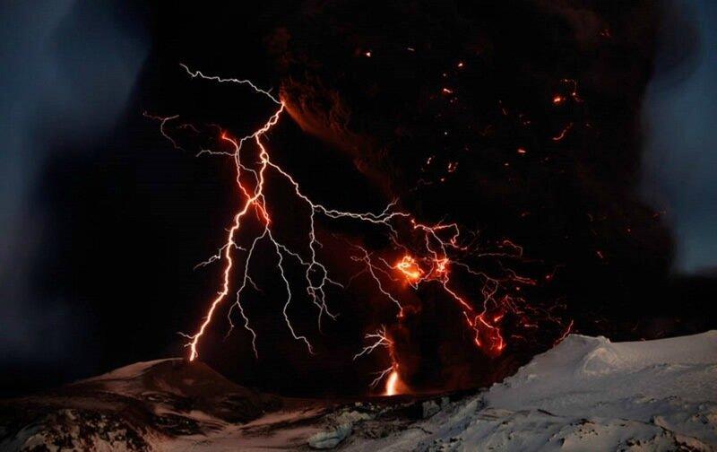 Красивые фотографии извержения вулканов 0 1b627a e3d877ac XL