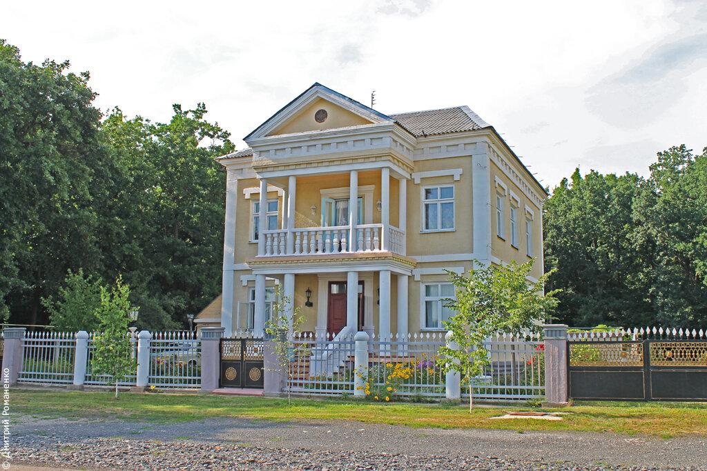 дом скарлетт