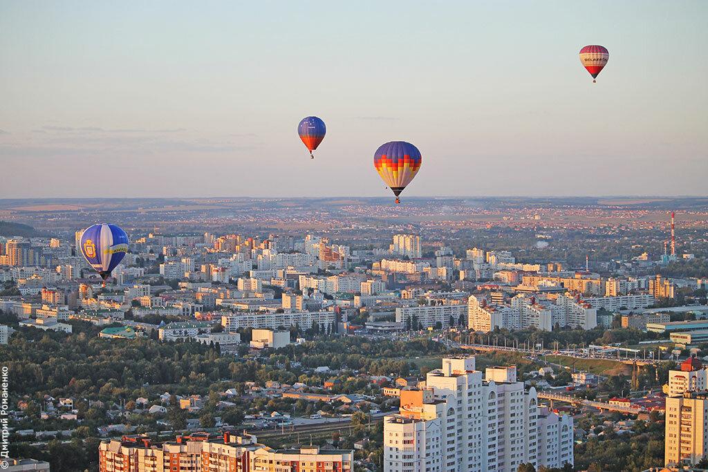 небосвод белогорья, аэрофестиваль, белгород, воздушный шар