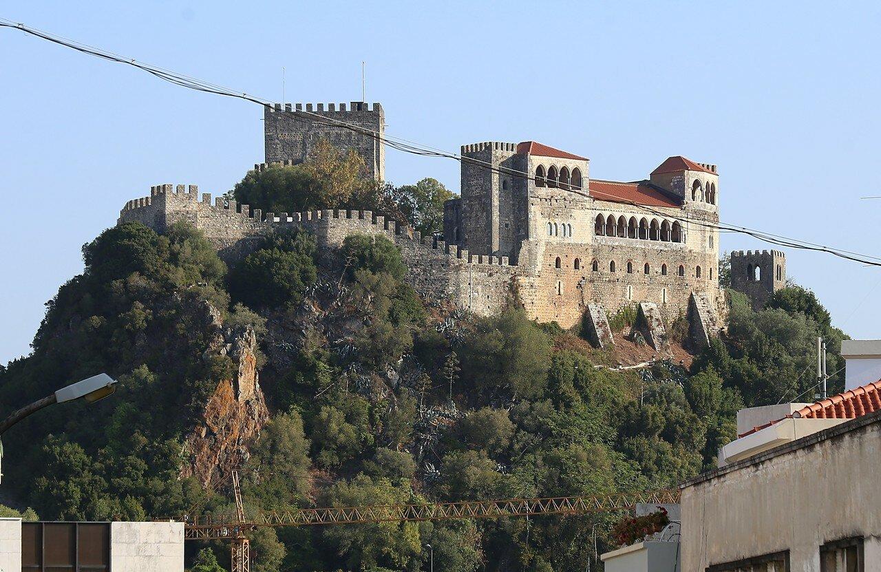 The Castle Of Leiria