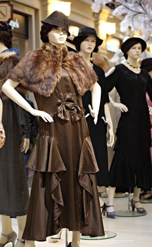 Мода в ГУМе