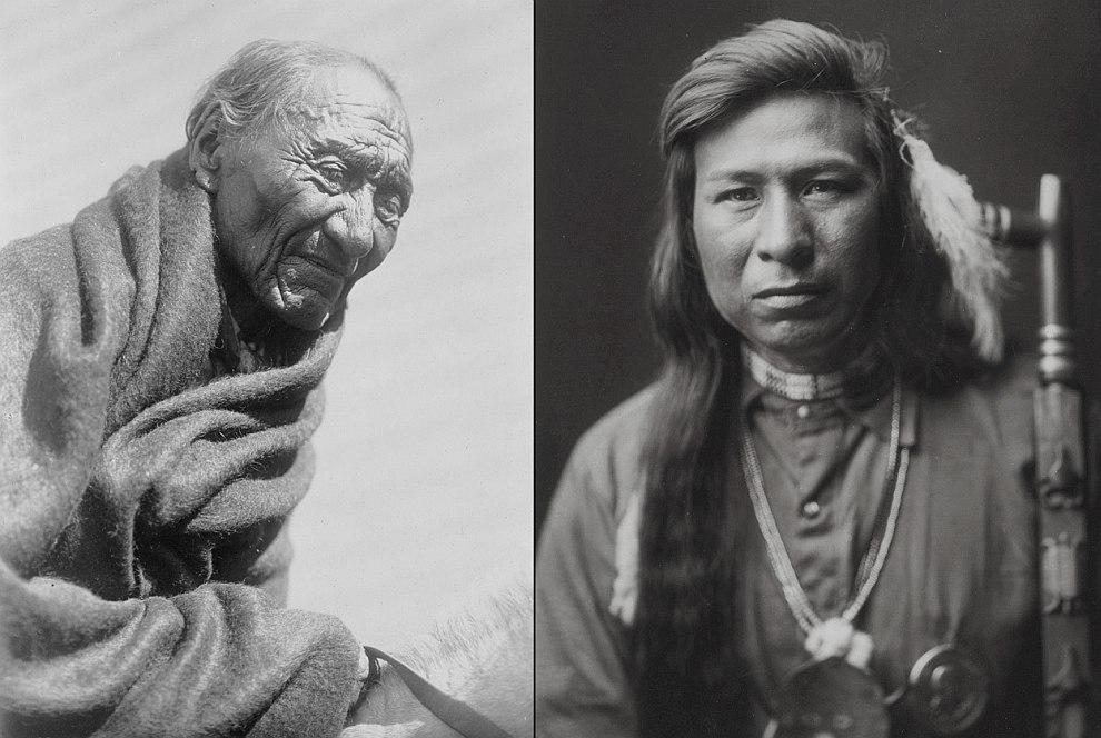 С появлением европейцев на континенте у индейцев появились лошади и огнестрельное оружие, котор