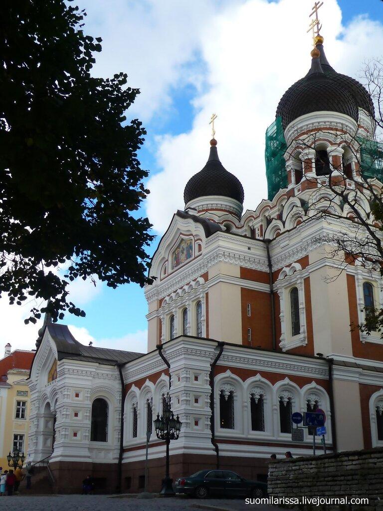 Александро-Невский собор.