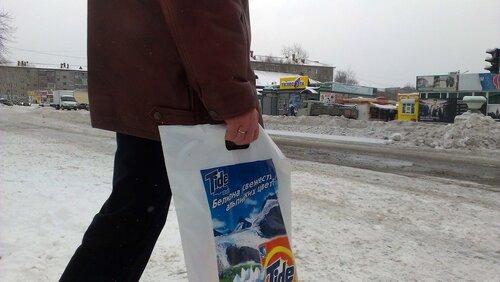 Первый снегопад Аспект
