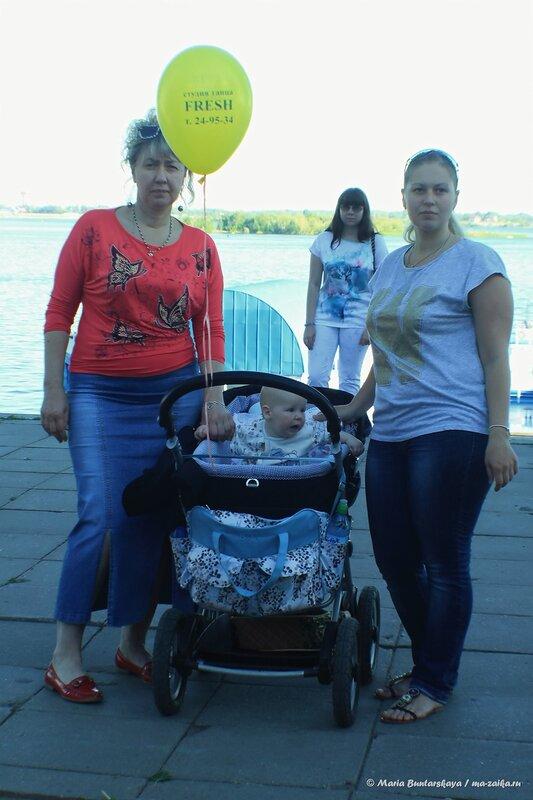 Оранжевое лето, Саратов, Набережная Космонавтов, 01 июля 2014 года
