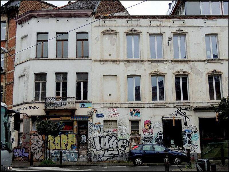 Bruxelles 6669 Ixelles - Place Eugene Flagey