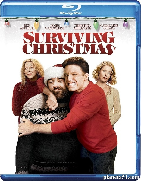 Пережить Рождество / Surviving Christmas (2004/BDRemux/BDRip/HDRip)