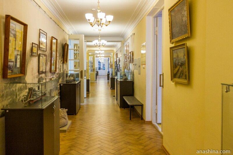 Музей скоростей в Чкаловске