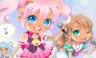 Музыкальная аниме школа игра для winx-ланд