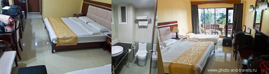 Мой отзыв по отелю Mermaid's Beach Resort 3* в городе Паттайя (Pattaya, куда мы заселились по прибытию в Таиланд из Китая.