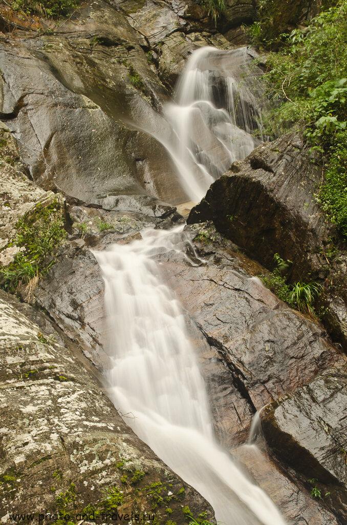 Превратить текущую воду в молочные реки можно используя ND-фильтр и длинную выдержку. Съемка со штатива на Никон Д5100 КИТ 18-55.