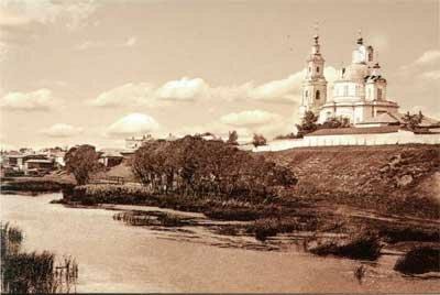 Троицкий собор в Острогожске