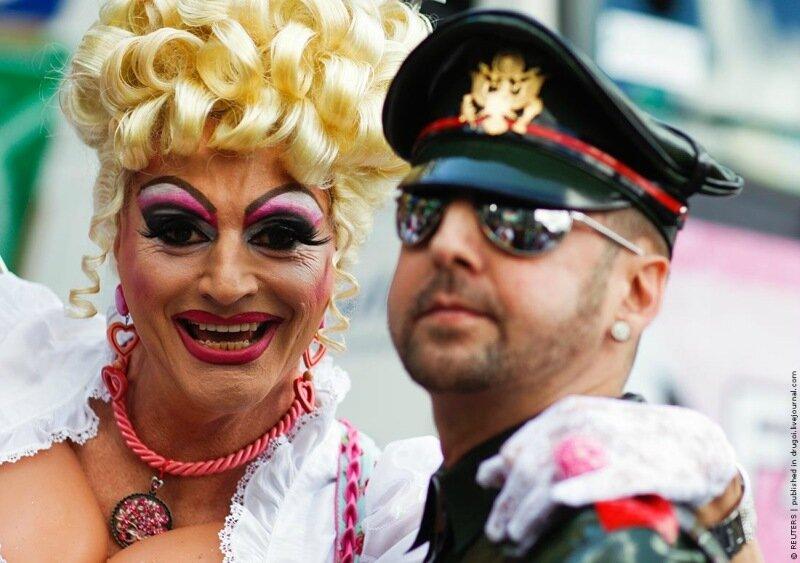 Гомосексуалисты в аргентине