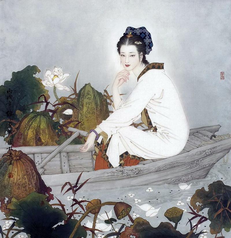 фото картин китайских художников конечно, купить чашечку