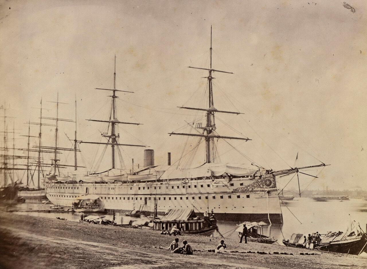 02. HMS «Серапис»