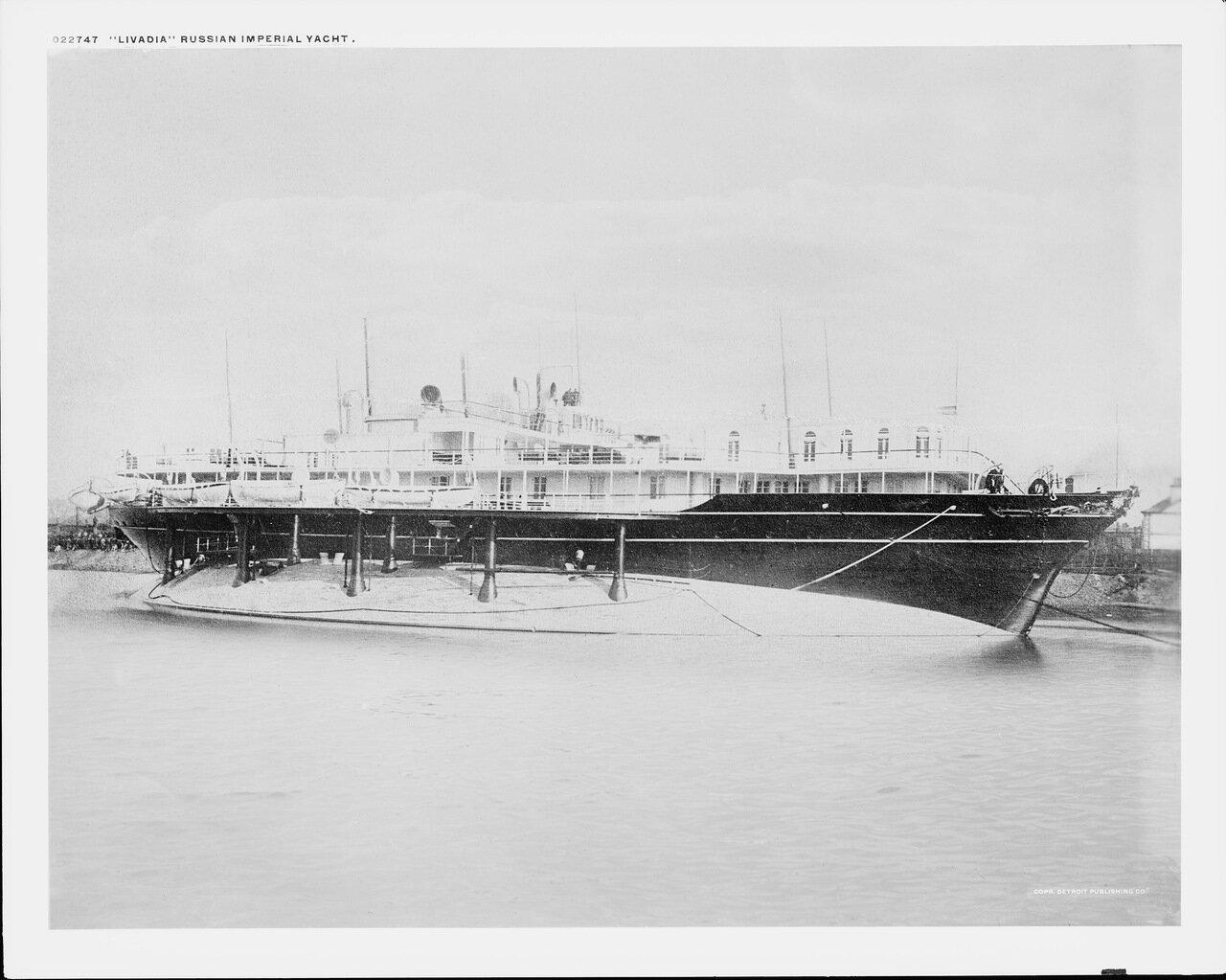 Яхта «Ливадия»
