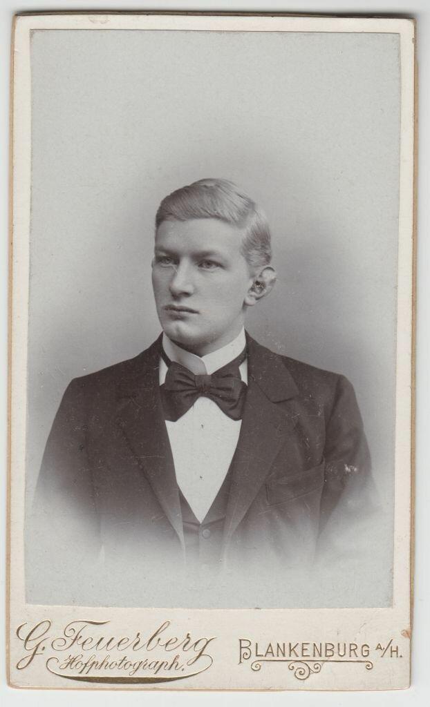 1913. Гвидо Майделл. Бреслау