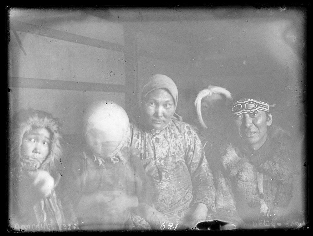 1927. Долганы