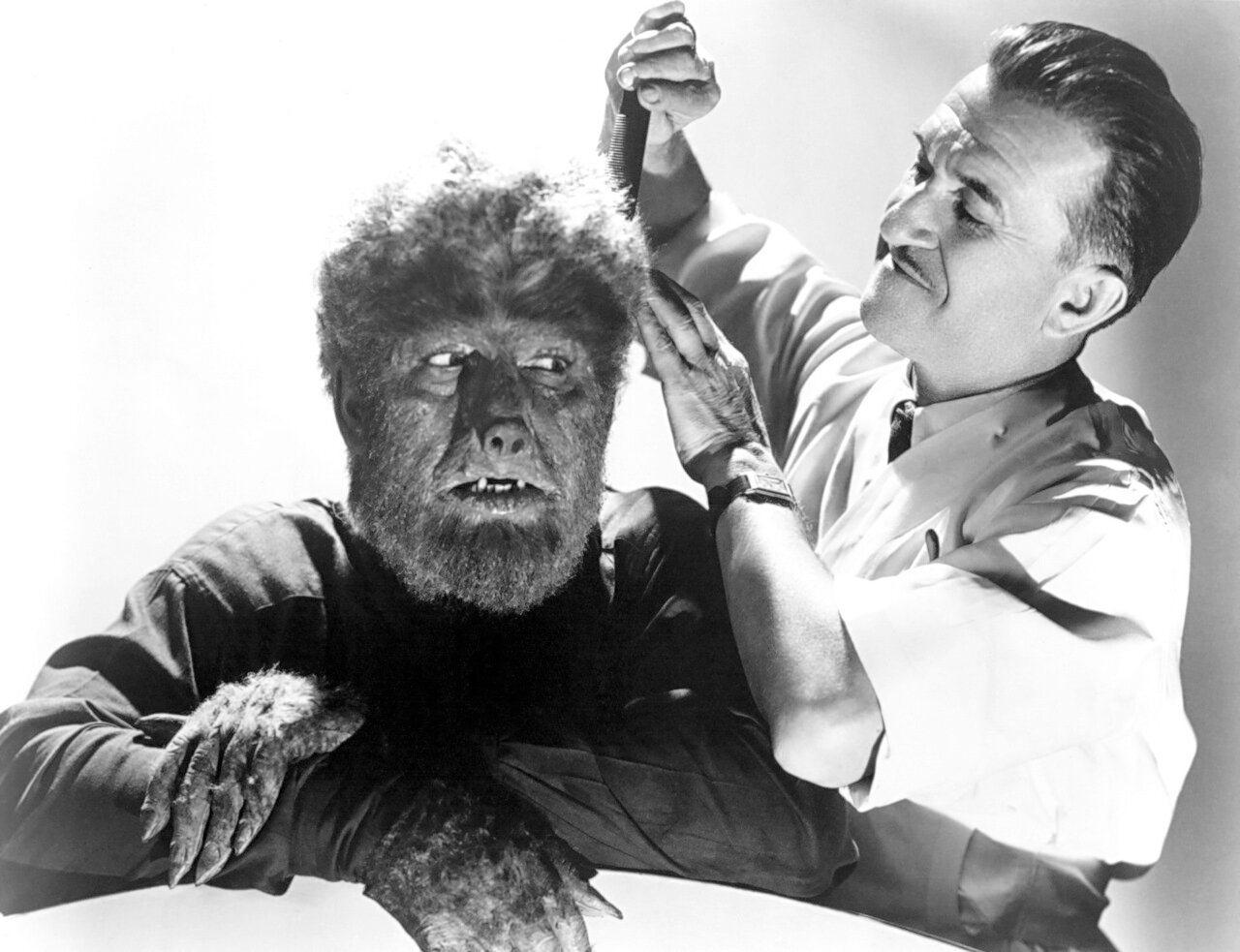 1943. Франкенштейн встречает человека-волка