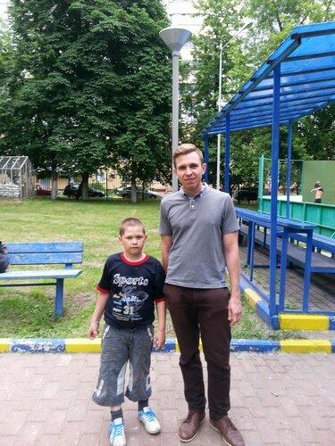 волонтёры Даниловцы в Зюзино