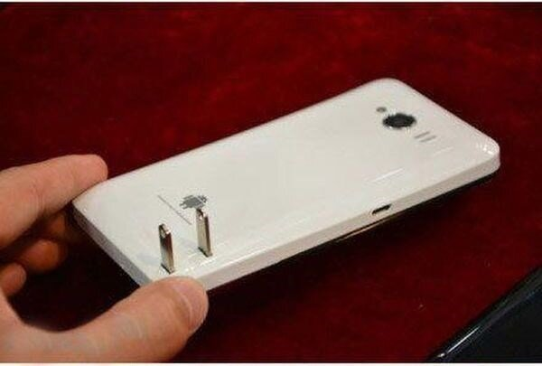 Новая зарядка для телефона