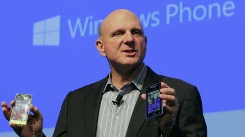 Будет ли у Microsoft собственный смартфон?