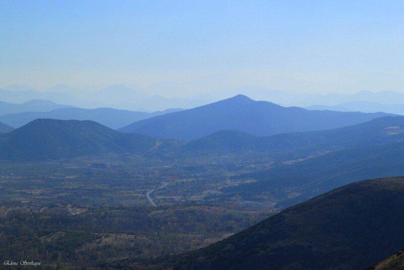 Вид на долину Агласун