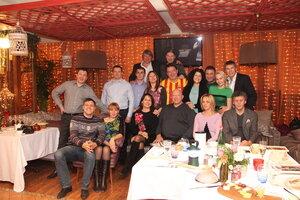 2013-11-19 Встреча актеров благотворительного спектакля