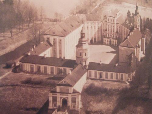 Отдых в Беларуссии: Несвижский замок - старое фото