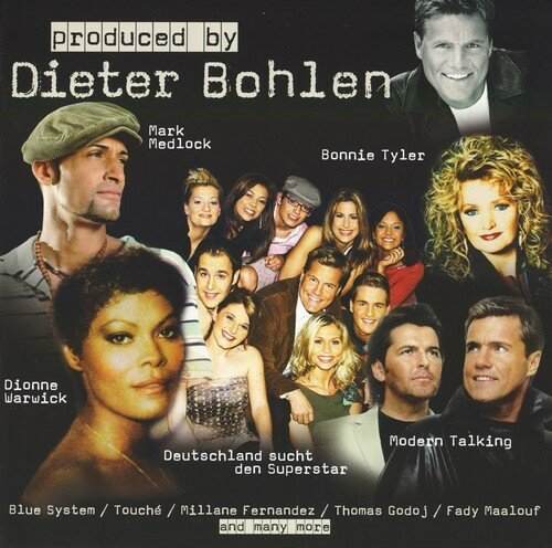 (Euro-Disco / Pop) VA - The Hit Men Vol.2 - Produced By Dieter Bohlen - 2009, FLAC (image+.cue), lossless
