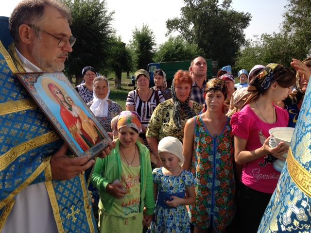 хутор Золотаревка Семикаракорский район