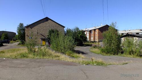 Фото города Инта №5509  Спортивная 117, 119 и 102 06.08.2013_13:29