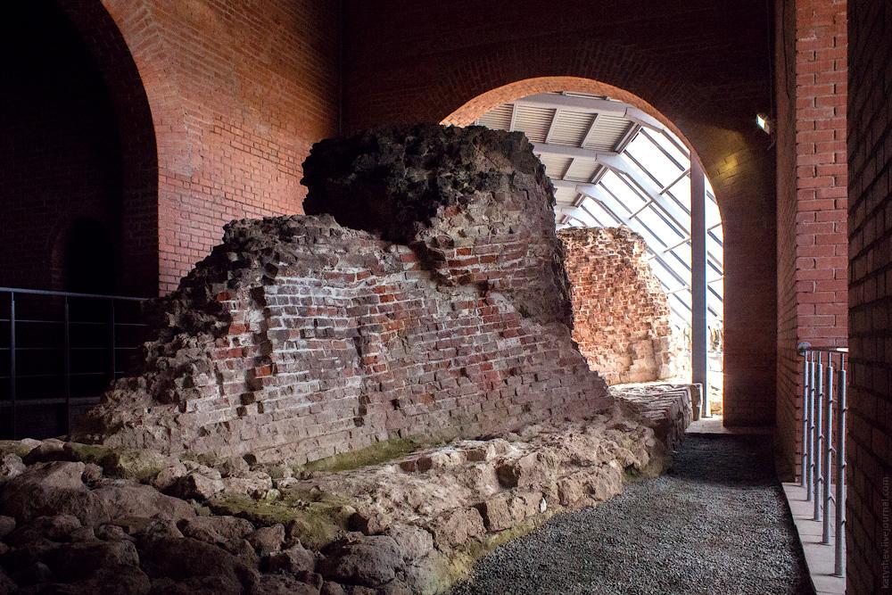 Руины Зачатской башни